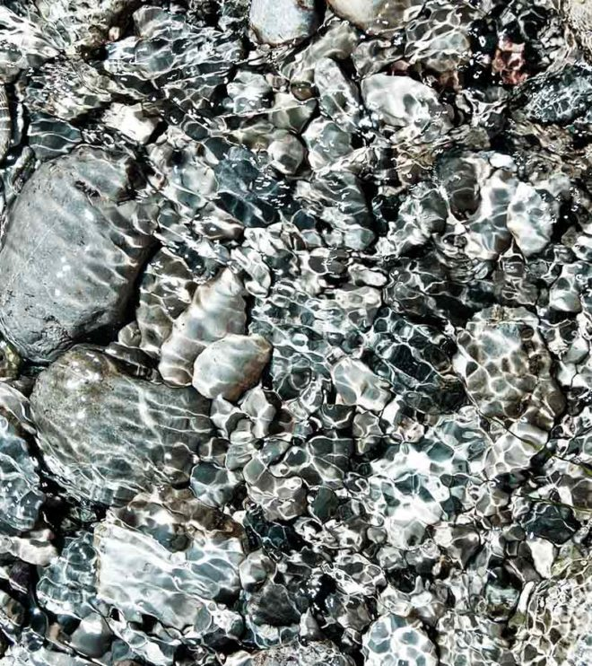 Isar, Pupplinger Au, Breitengrad 47,9° N, Längengrad 11,4° O, 5. August 2007, 13:19:01 Uhr