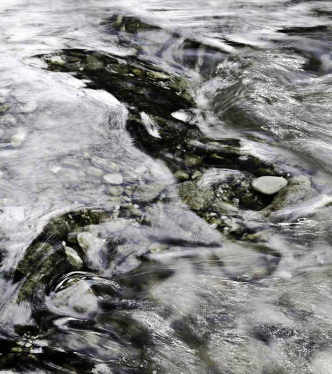 Mangfall bei Valley, Breitengrad 47,9° N, Längengrad 11,8° O, 4. März 2013, 15:48:35 Uhr