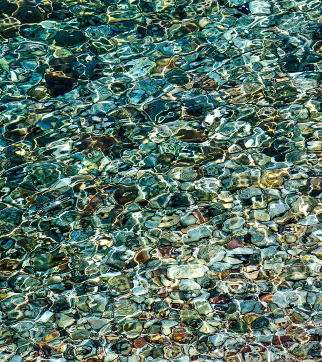 Tholos-Strand auf Tilos, Griechenland, Breitengrad 36,4° N, Längengrad 27,4° O, 7. Mai 2013, 12:55:17 Uhr